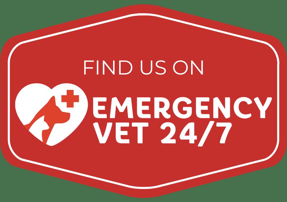 Emergency Vet 247 Vet Badge